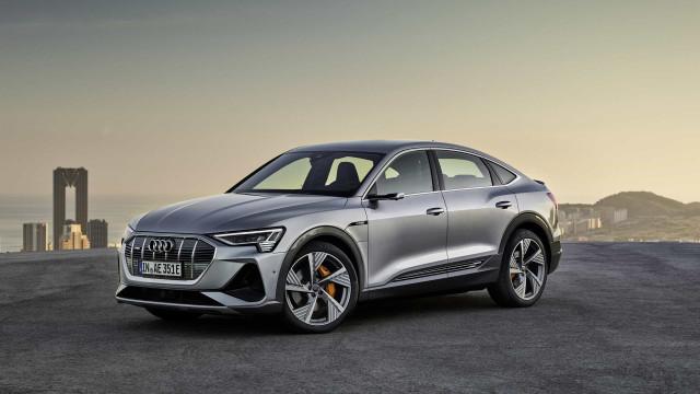 O novo elétrico da Audi já tem previsão de chegada