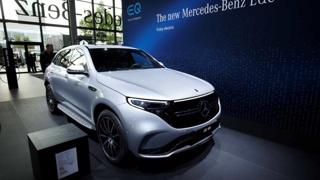 Mercedes desvendou preço do seu SUV elétrico