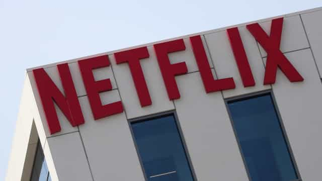 'Maratona' interrompida. Netflix está com problemas