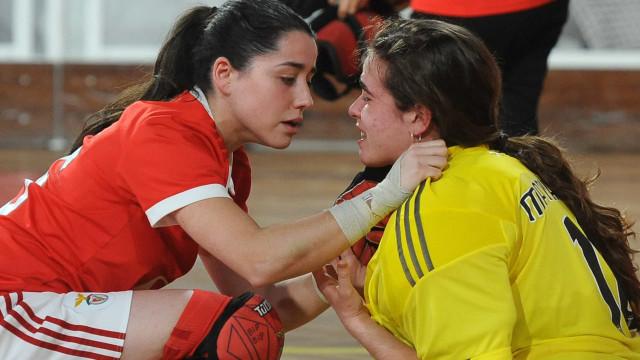 """""""Fui à baliza e chorei. Depois quando cheguei ao Benfica foi diferente"""""""