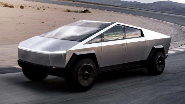 O novo Tesla é algo como nunca viu. Eis as imagens