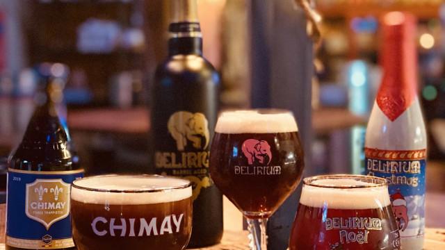 Delirium Café Lisboa apresenta as suas cervejas de inverno