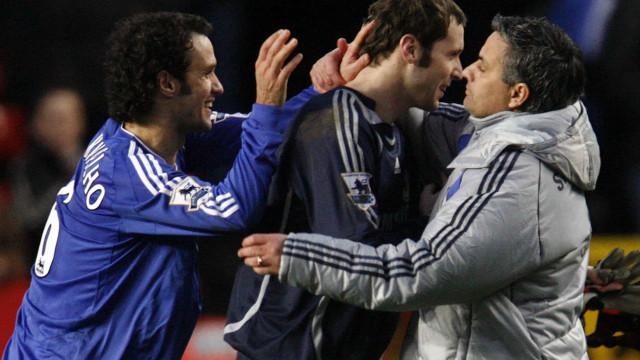Jogadores a quem Mourinho deu mais minutos? Eis o top10