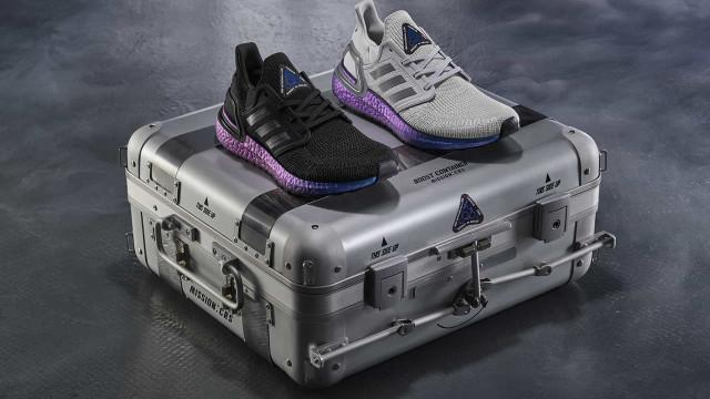 Adidas lança ténis Ultraboost 20 que prometem levá-lo até ao espaço