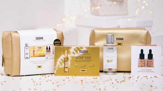 Isdin apresenta as sugestões para oferecer neste Natal