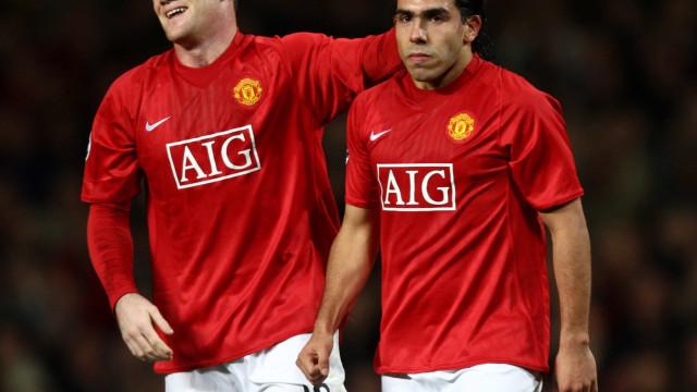 """""""No United riam-se do meu carro e o Rooney deu-me um Lamborghini"""""""
