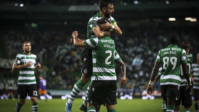 Leão despede-se de Alvalade com vitória e já 'cheira' o pódio