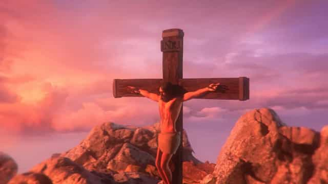 Jogo dá-lhe oportunidade de ser Jesus Cristo. Veja o trailer