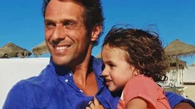 """""""O pai é o rei"""". José Carlos Pereira partilha vídeo ternurento do filho"""