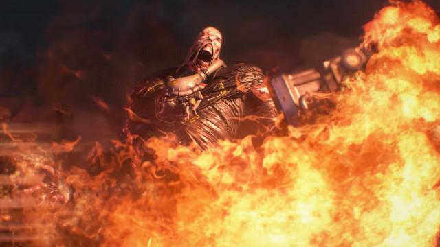 'Resident Evil 3' anunciado oficialmente para 2020. Veja o trailer