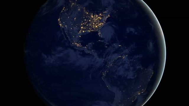 Captada enquanto dormimos. NASA partilha nova fotografia da Terra