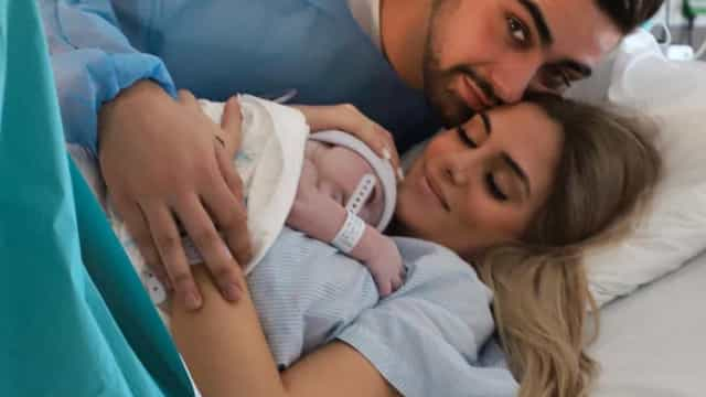 """Liliana Filipa sobre parto: """"Houve um episódio menos feliz comigo"""""""