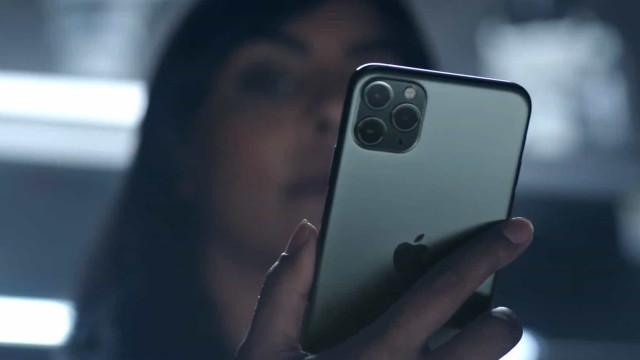 As fotografias dos iPhones podem vir a ser ainda melhores