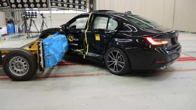 Estes são os carros mais seguros que pode comprar atualmente