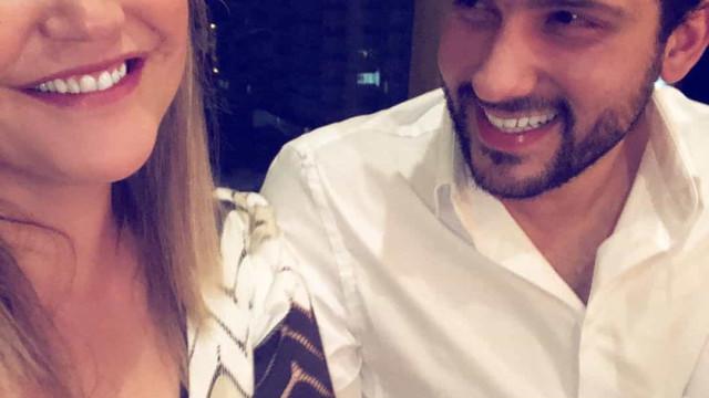 Acusada de mentir sobre o namorado, Katia Aveiro responde à letra