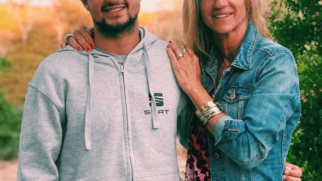 Bibá Pitta partilha foto rara do filho em dia de aniversário