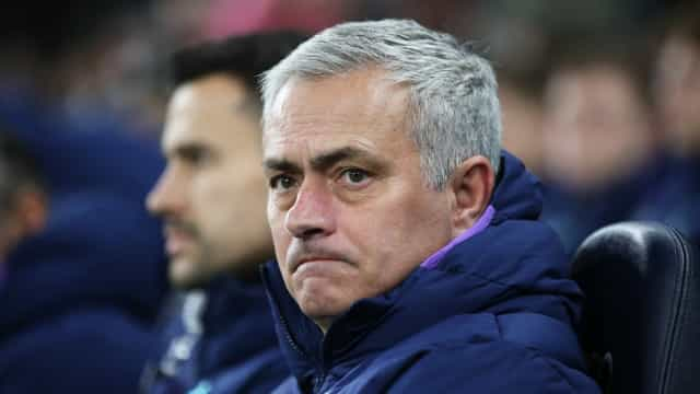Nunca um treinador gastou tantos milhões quanto José Mourinho