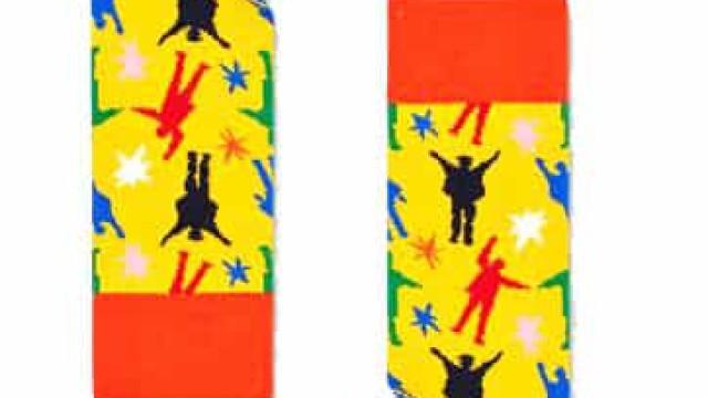 The Beatles, aos seus pés. Happy Socks lança coleção temática