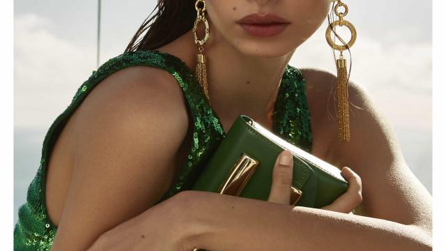 Elisabetta Franchi apresenta Campanha Spring Summer 2020