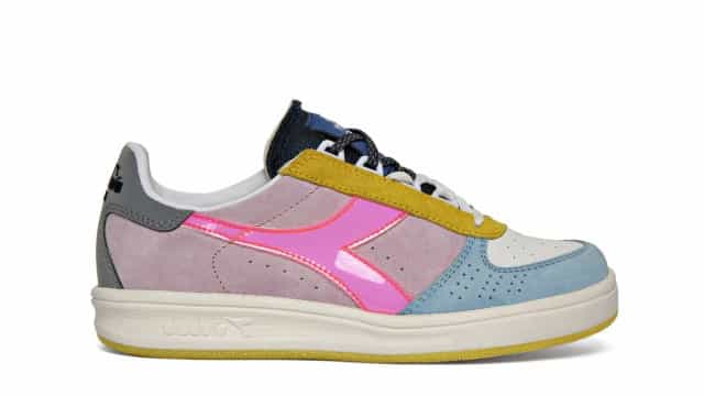 Diadora apresenta os sneakers Luminarie. O calçado mais cool da estação