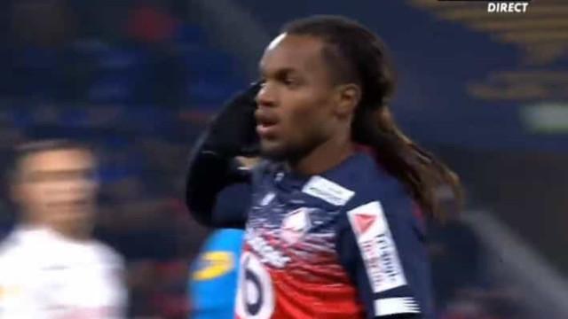 Renato Sanches regressa aos golos com remate de meia distância
