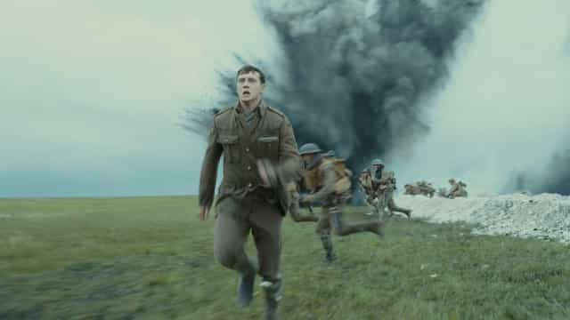 1917. Uma experiência de guerra herdada das memórias do avô de Sam Mendes