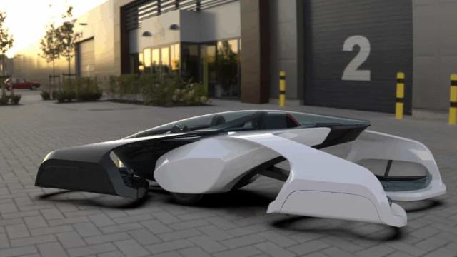 Startup japonesa quer lançar carro voador em 2023