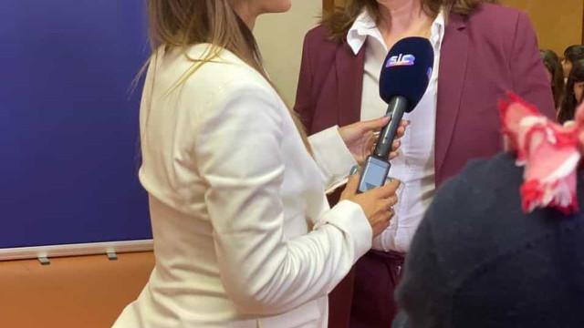 """Carolina Patrocínio elogia Dolores Aveiro: """"Melhor avósitter de Portugal"""""""