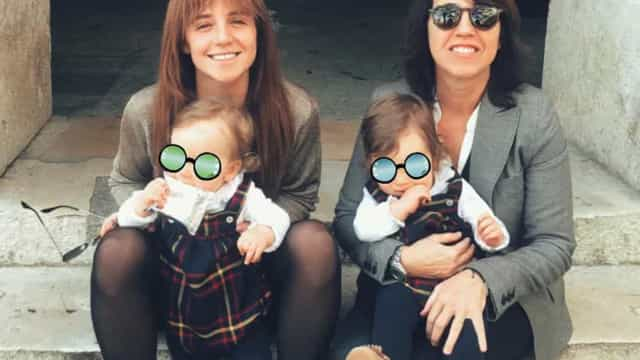 Inês Herédia tem novidades para dar sobre os filhos gémeos