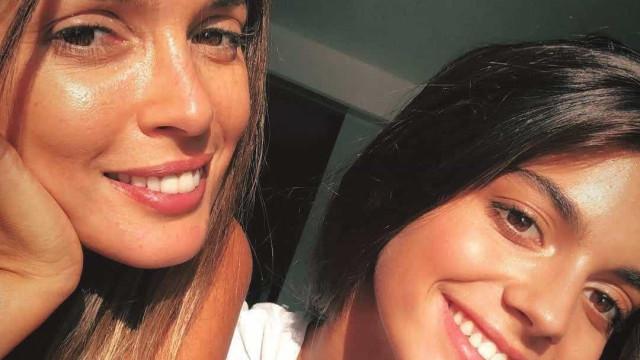 Filha de Maria Cerqueira Gomes completa 17 anos