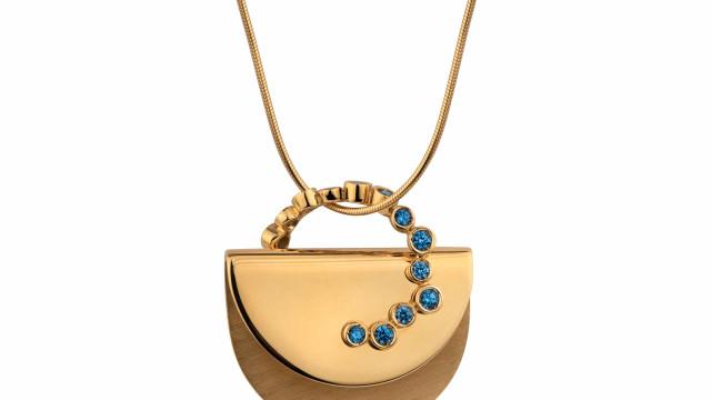 Elegância e muito cor, Topázio apresenta coleção de joias Rivière