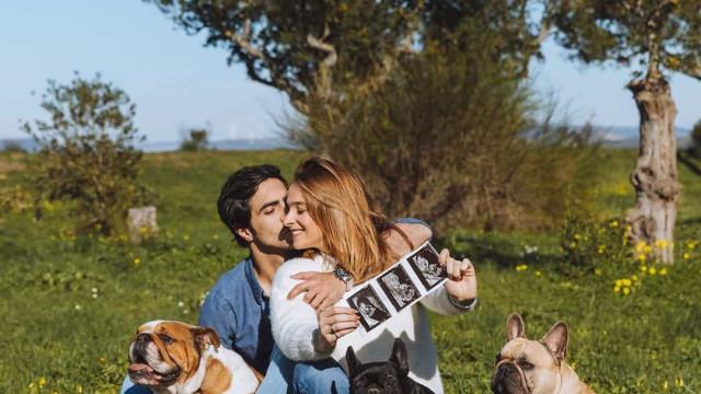 """Sara Prata está grávida pela primeira vez: """"A família vai crescer"""""""