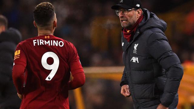 Liverpool à espreita: As maiores séries de invencibilidade na Premier