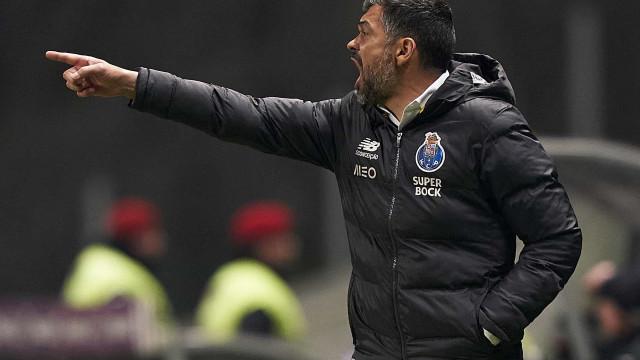 Sérgio Conceição coloca lugar no FC Porto à disposição