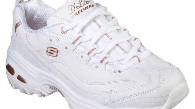 Skechers Chunky são a prenda perfeita para os mais arrojados