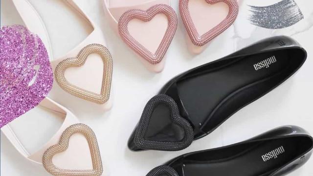 Romance dos pés à cabeça: Assim é o S. Valentim na Melissa