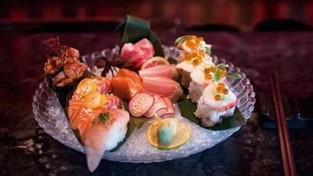 A Barra Japonesa do Chef Kiko já chegou à Uber Eats