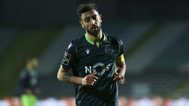CMVM suspende negociação das ações do Sporting por Bruno Fernandes