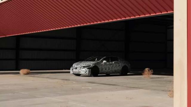 Mercedes-Benz confirma que iniciará produção de novo carro elétrico