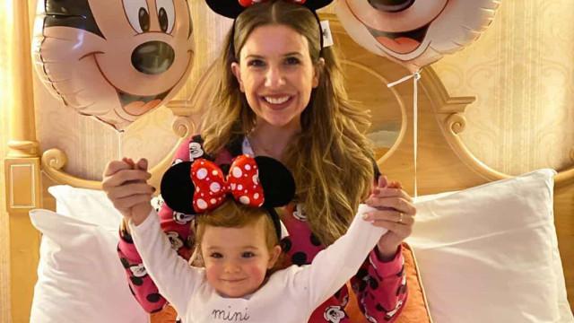 'Pipoca Mais Doce' na Disney com a família. As fotos da viagem de sonho