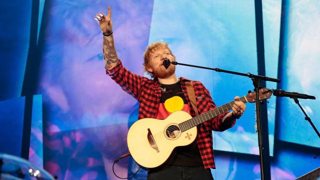 Ed Sheeran: A estrela pop discreta
