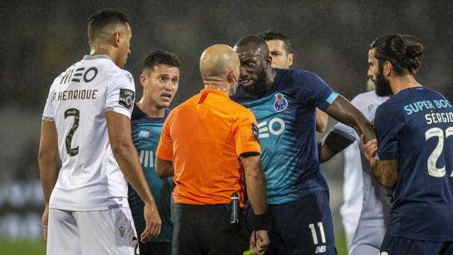 Caso Marega: Protocolo da UEFA 'protege' Luís Godinho