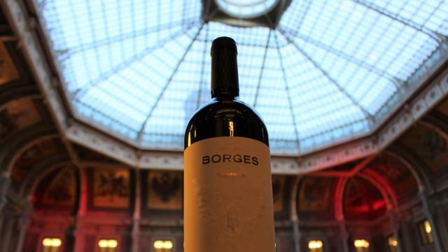 Salão Árabe recebe Vinhos Borges para uma prova especial