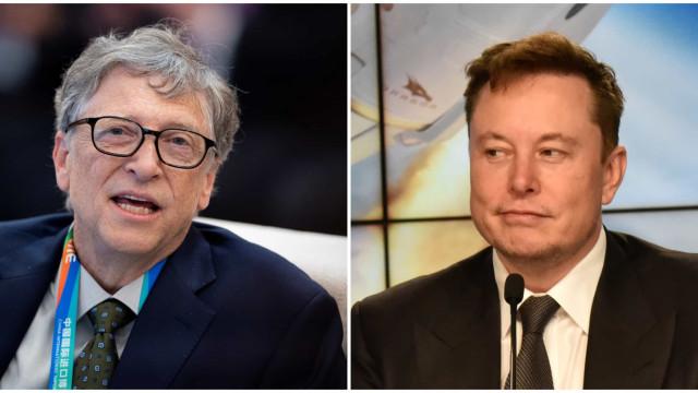 Bill Gates comprou um carro elétrico e escolha não agradou a Elon Musk