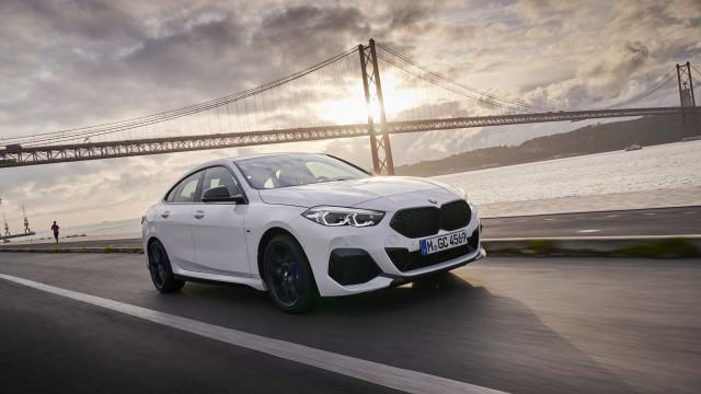 BMW escolheu Lisboa para apresentar o seu novo modelo