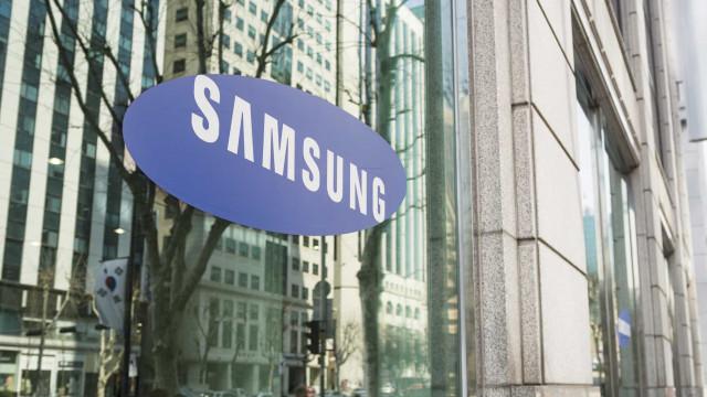 Smartphones da Samsung receberam uma estranha notificação