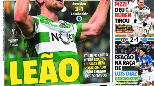"""Por cá: Clubes portugueses vivos numa prova onde mora o """"leão da Europa"""""""