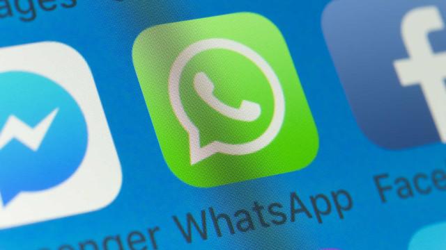 WhatsApp. Tema escuro está mais próximo dos iPhones