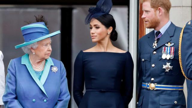 Meghan Markle 'desafia' rainha Isabel II em relação a polémica com marca