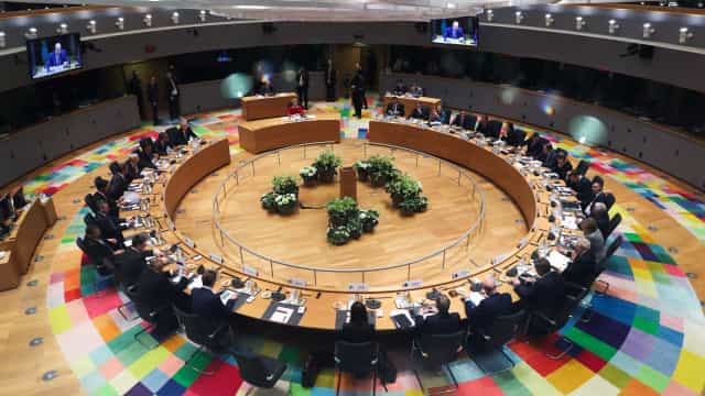 Líderes dos 27 não chegaram a acordo sobre o orçamento da UE